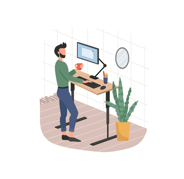 5 Reasons You Need a Standing Desk