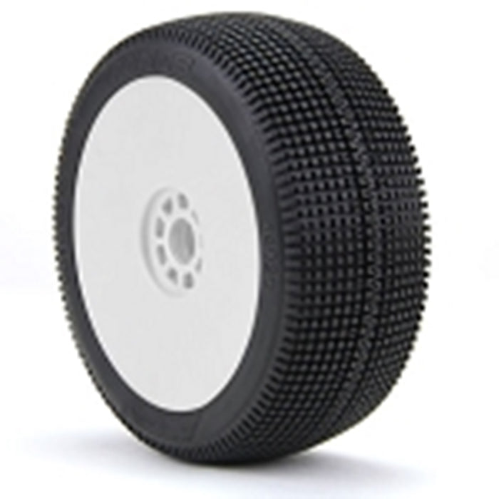 Zipps Ultra Soft 1/8th Off Road Buggy Preglued Tyres - 1pr