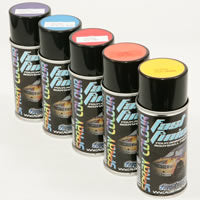 Fast Finish Spray Paint 150ml Chameleon Sapphire