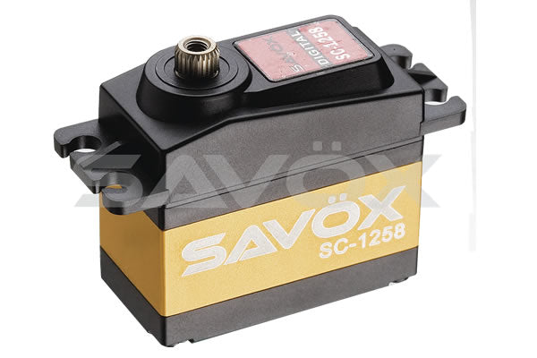 High Torque Coreless Digital Servo 12KG@6.0V