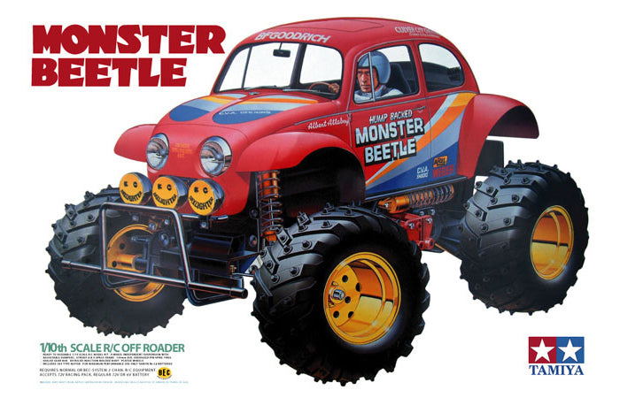 Monster Beetle 1/10th Electric Kit