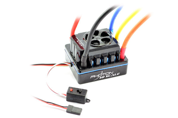 Photon 1/8th Brushless System 2150KV Electric Motor 120A ESC