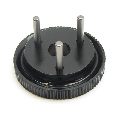 D819 / D819RS  Flywheel V2 3pins, Hard black