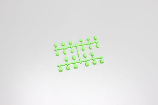 MP9 Suspension Bush Set - Fluo Green