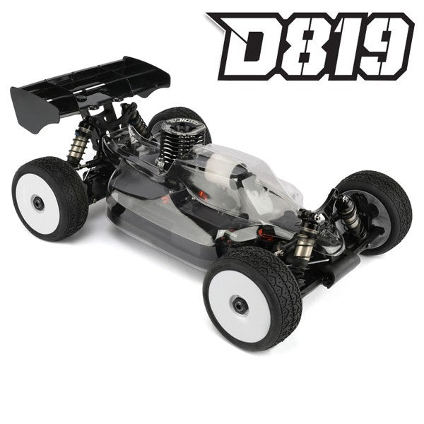 D819 1/8th Competition Buggy Kit