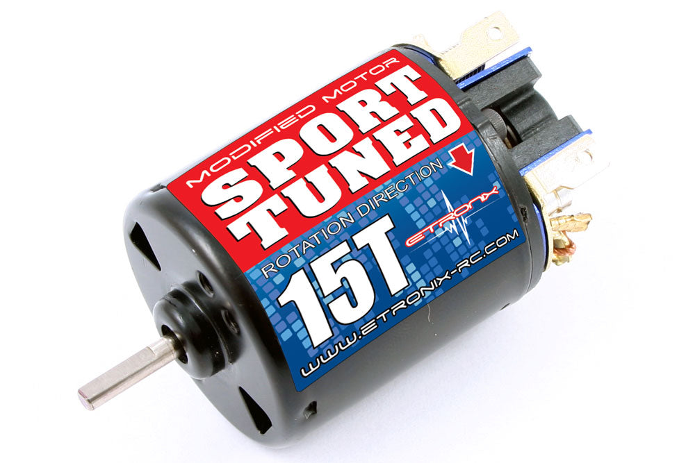 Sport Tuned Modified 15T Brushed Electric Motor