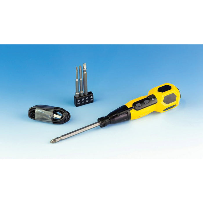 3.6v USB Screw Driver