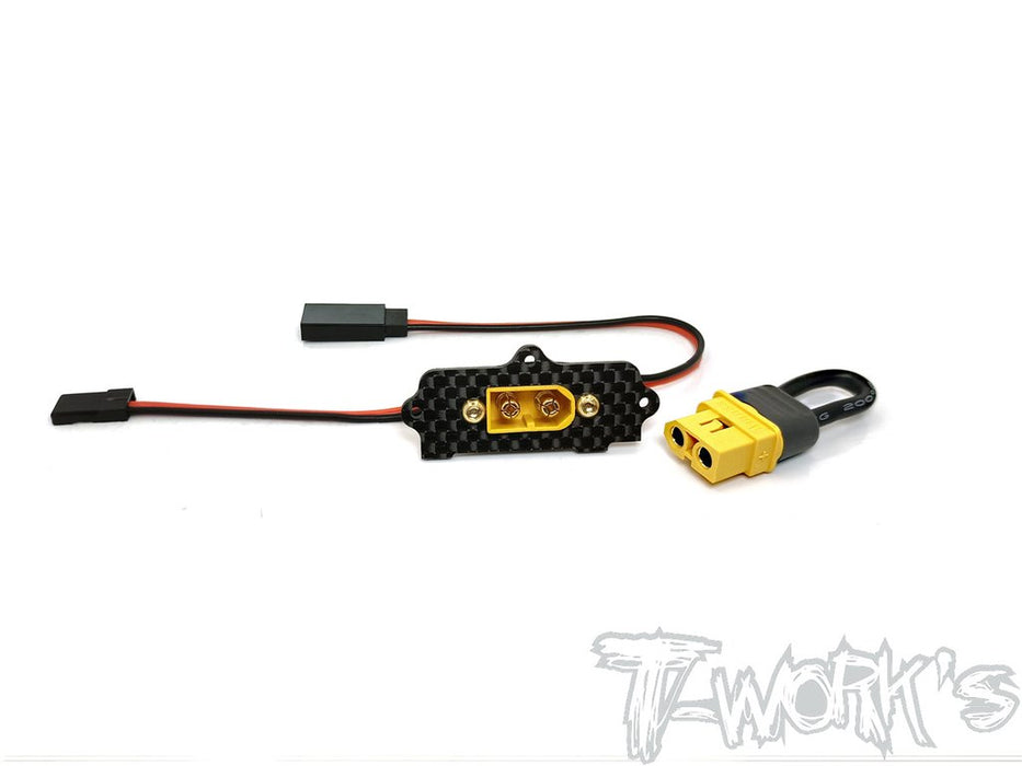 Connector Style Switch for Kyosho MP10 / MP9 TKI4