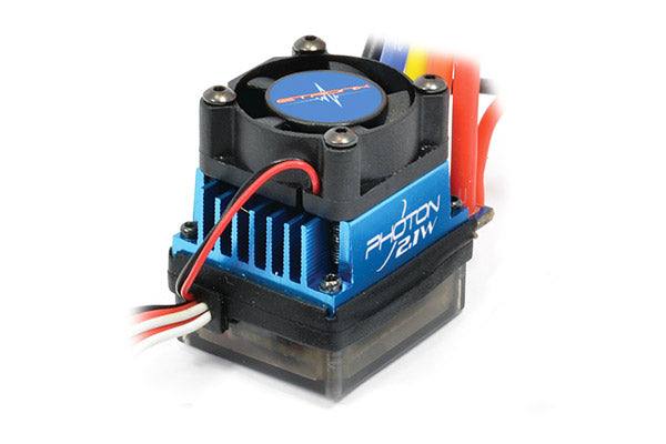 Photon 2.1W 45amp Splash proof Brushless ESC