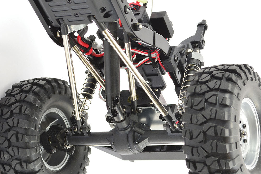 Outback 2 Ranger 1/10th Electric 4X4 Trail Crawler - Ready to Run