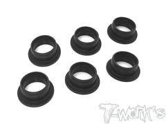 Exhaust Seal for .21 Engines - 6pcs
