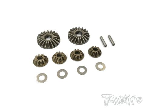MP9 TKI3/TKI4 Metal P/M Diff Gear