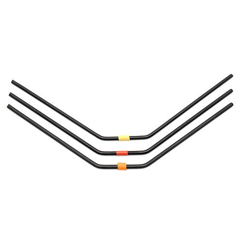 RC8B3 / RC8B3.1 Factory Team Rear Anti Roll bar 2.8-3.0mm