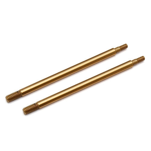 RC8B3 / RC8B3.1 / RC8B3.1e TiN Shock Shafts 39.5mm
