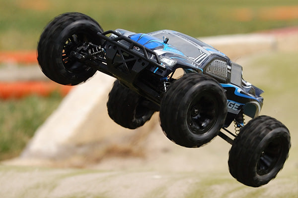 Carnage 1/10th 4wd Brushless Truggy - Ready To Run