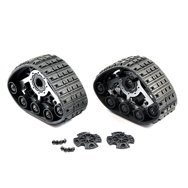 Fury 1:10 Crawler Front Snow/Sand Tracks (12MM HEX)