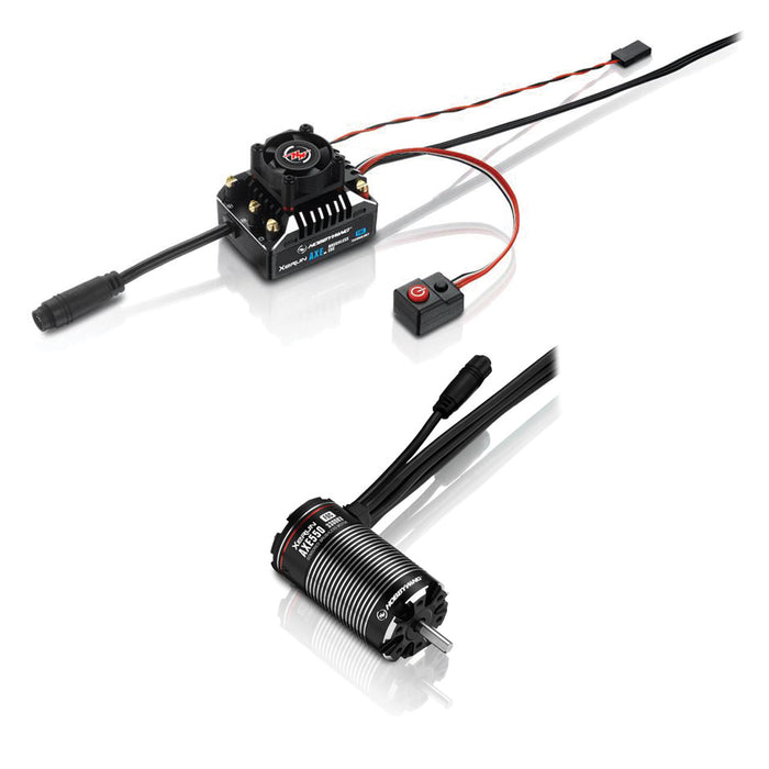Xerun AXE550-2700kv Rock Crawler Brushless Electric Combo