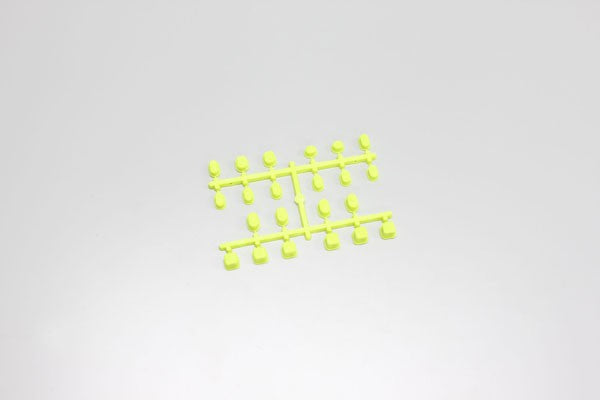 MP9 TKi4 Suspension Bush Set - Fluo Yellow