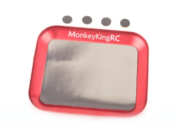 Magnetic Tray - Red