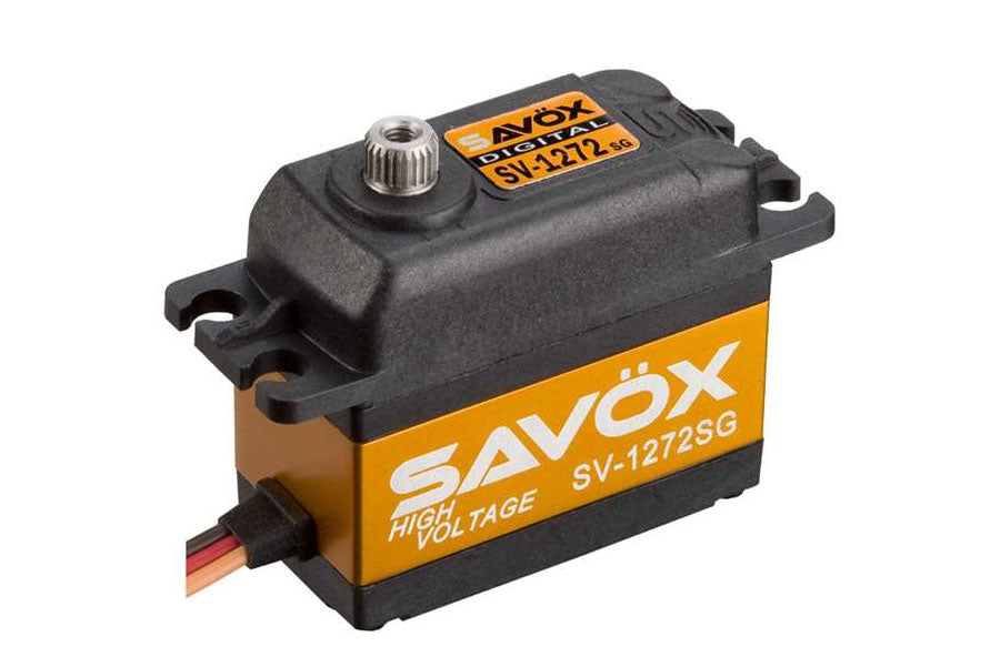 High Voltage Standard Size Ultra Torque Servo 30kg/0.10s@7.4v