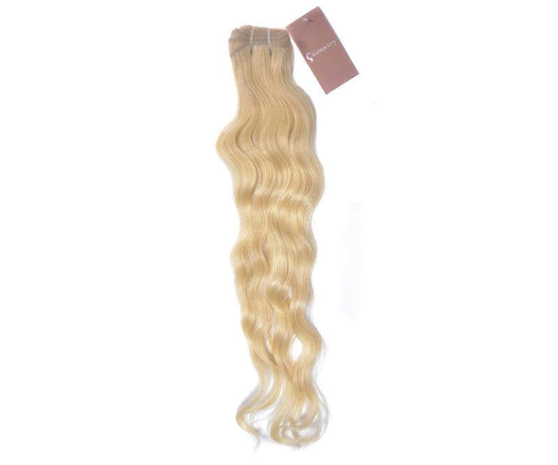 Blonde Monroe hair 3 bundle