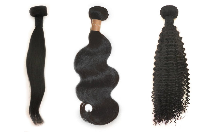 Silky Betty Hair 3 Bundle