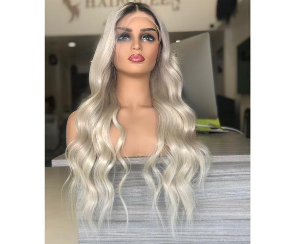 Angel Lace Wig Hair Queen LA