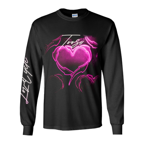 LOVE CYCLE LONGSLEEVE T-SHIRT + DIGITAL ALBUM