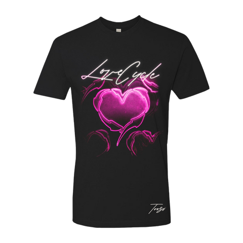 LOVE CYCLE T-SHIRT + DIGITAL ALBUM