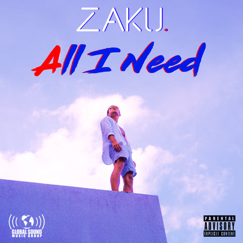 All I Need EP - Available for Streaming on All Platforms!