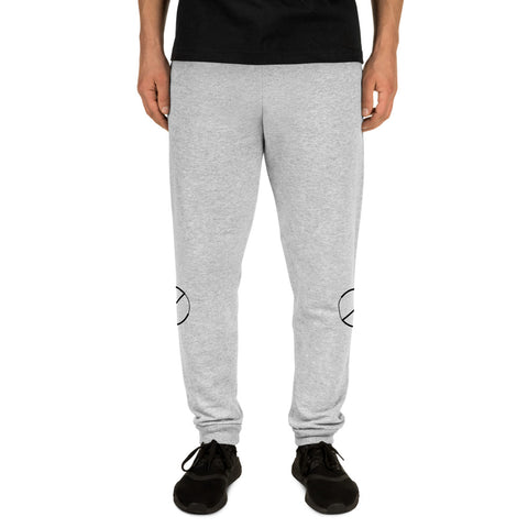 Unisex Travel With Zaku Joggers Grey