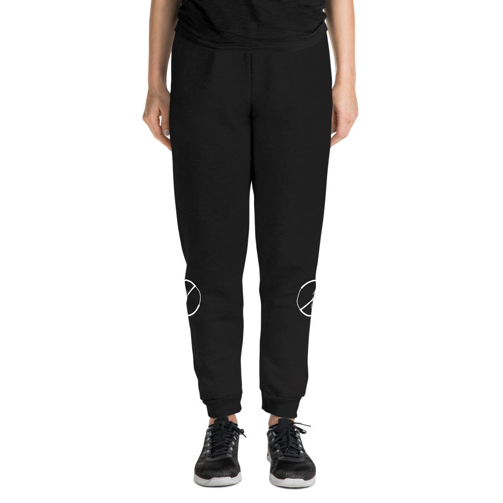 Unisex Travel With Zaku Joggers Black