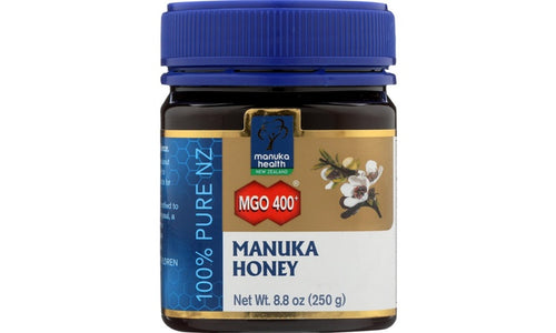 Manuka Health Manuka Honey MGO 400 8.8 oz