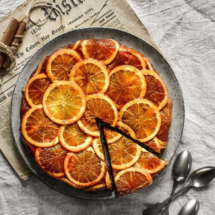 Simple and tasty orange and almond cake!!!