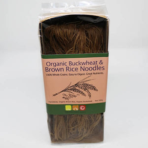 Noodles - Bifun Buckwheat and Brown Rice