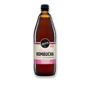 Kombucha - Raspberry lemonade - 750ml