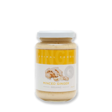 Load image into Gallery viewer, Ginger - minced - 210g jar