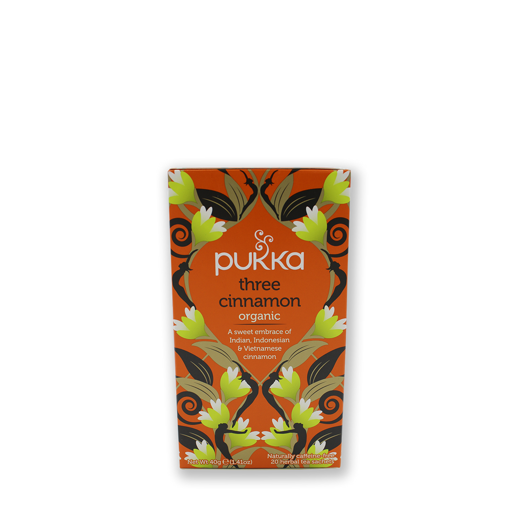 Pukka -Three Cinnamon Tea
