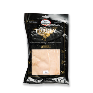 Gamze sliced turkey- 200g