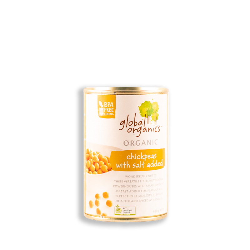 Chickpeas - 400g can
