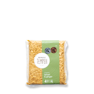 Tempeh - Tamari and Ginger