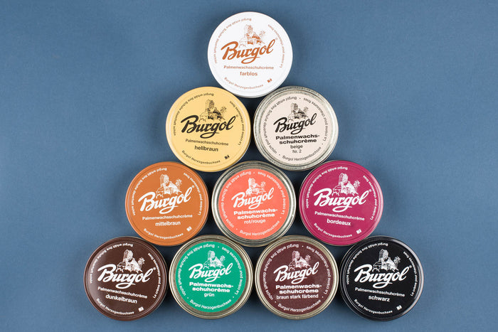 Burgol Shoe Polish