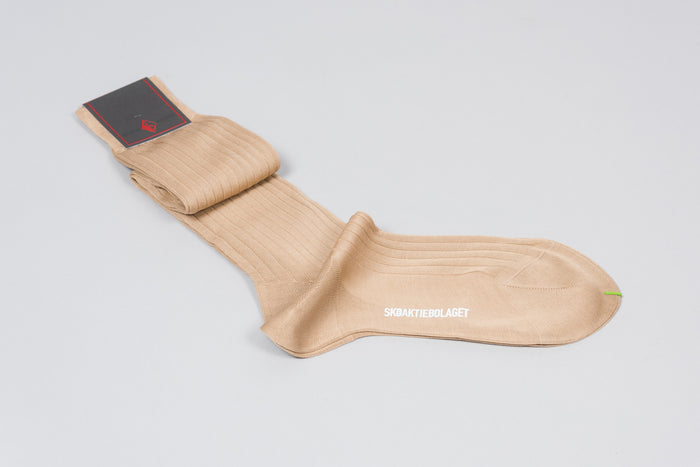 Sozzi  Cotton Socks - Sand