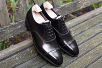 John Lobb City II in Black Calf