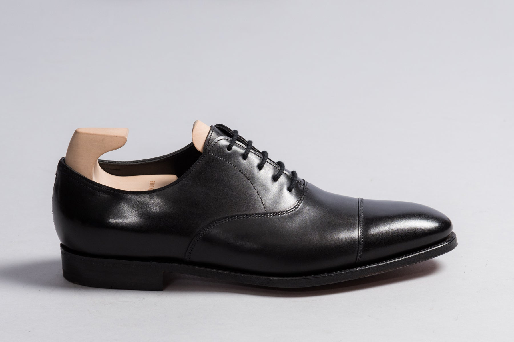 John Lobb City II Black Calf