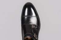 John Lobb William Black Calf - Stock Service