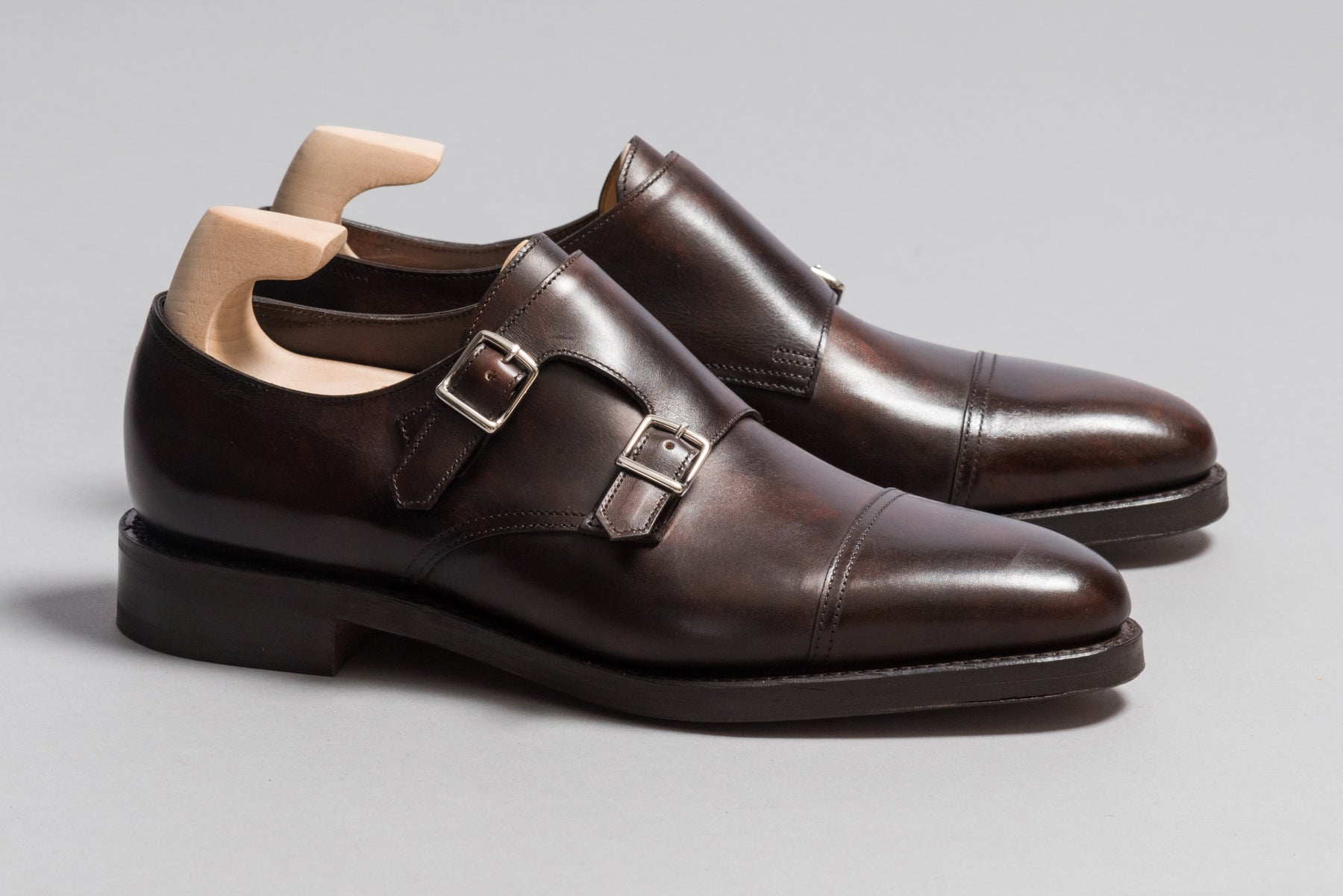 John Lobb William Dark Brown Museum - Stock Service
