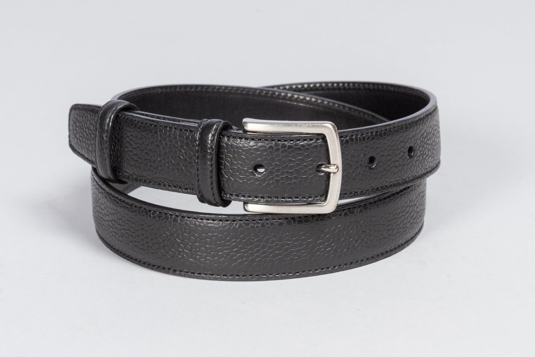 Löf & Tung Belt Black Country Calf
