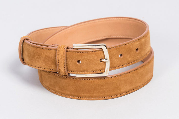 Löf & Tung Belt Fox Suede