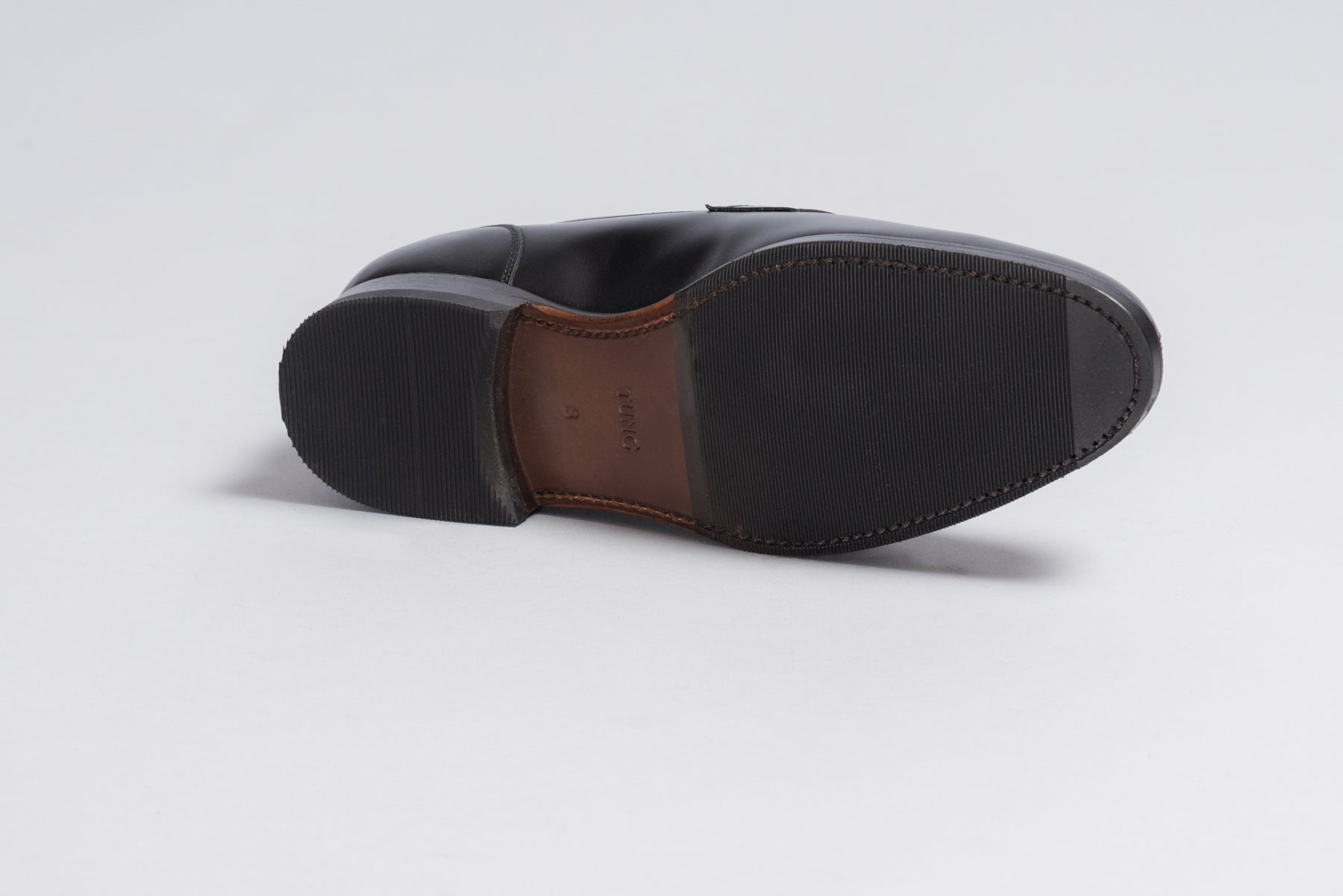 Löf & Tung Francisco Black Calf